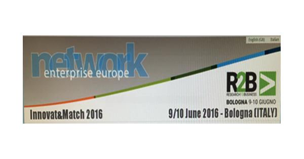 B2B Innovat&Match a Bologna il 9-10 giugno: adesioni fino al 16 maggio