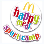 Happy Meal Sport Camp a Pisa