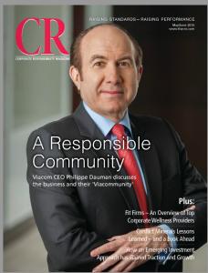 CR Magazine cove giugno 2016