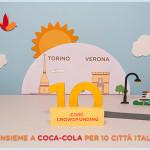 C10 - Insieme a Coca-Cola per 10 città italiane