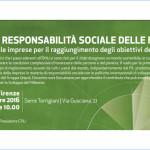 Unipol discute dell'Agenda italiana per lo Sviluppo Sostenibile