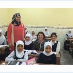 Eni Iraq BV ha costruito in Iraq, una scuola primaria di 8 classi