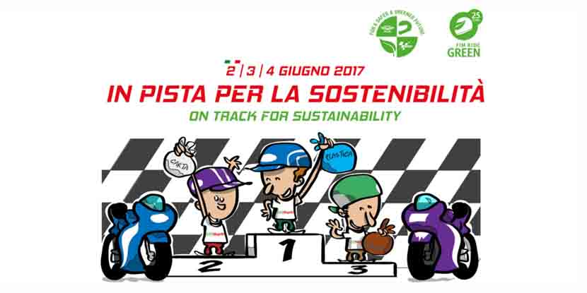 Gran Premio del Mugello, raccolta differenziata in «gara»