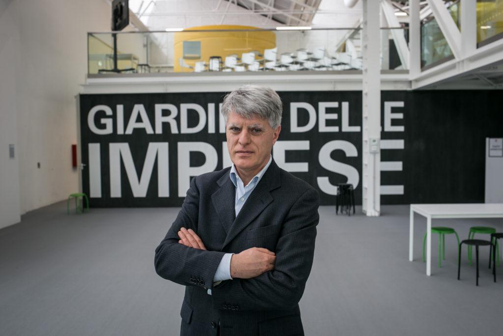 Andrea Zanotti, presidente Fondazione Golinelli