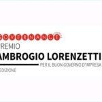 Premio Ambrogio Lorenzetti per il Buon Governo d'impresa
