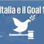 L'Italia e il Goal 16 dell'Agenda ONU 2030