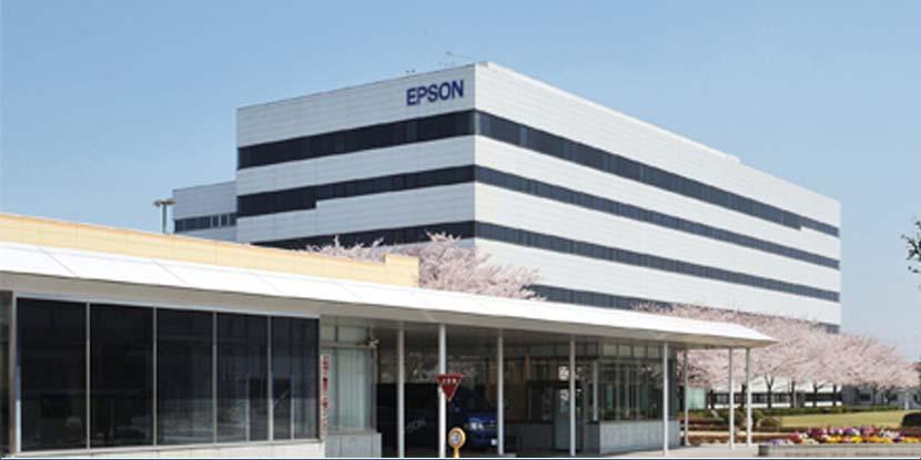 Epson premiata per il design dei suoi prodotti