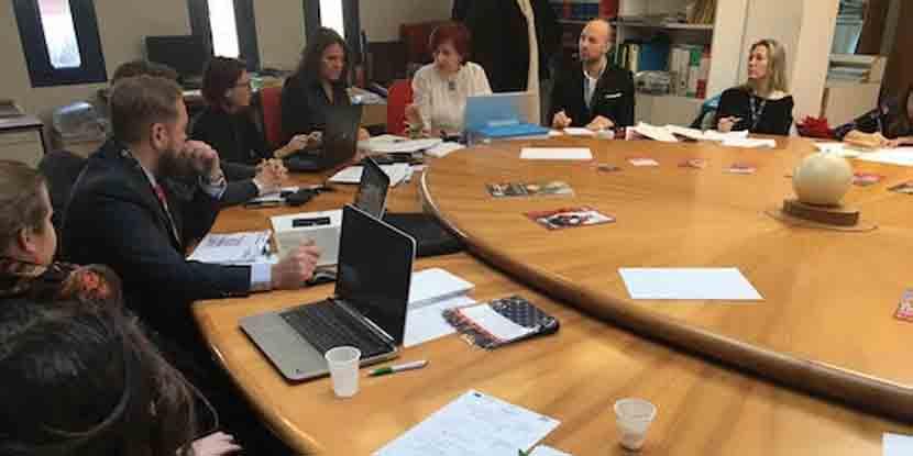 Progetto SPAC, meeting europeo promosso da Fondazione ANT