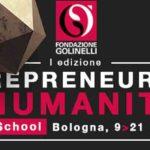 Entrepreneurship in humanities, la prima edizione con Fondazione Golinelli