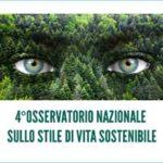 Stile di vita sostenibile: nel 2018 il cambiamento è nell'intera società