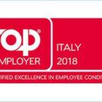 Esselunga premiata tra le 90 aziende eccellenti Top Employers Italia 2018