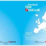 Unicredit, il bilancio integrato 2017