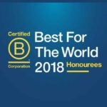 Premio Best For The World 2018 alle B Corp italiane