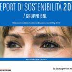 Gruppo BNL, Report di Sostenibilita' 2017