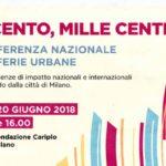 Prima conferenza sulle periferie urbane, promossa da Fondazione Bracco e Comune di Milano