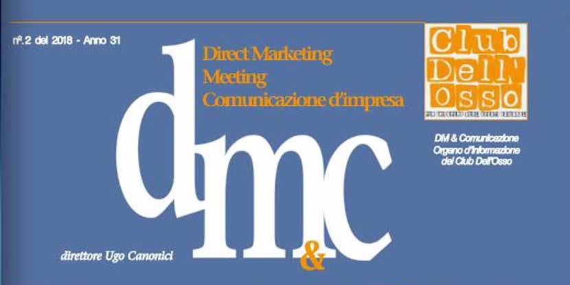 E' on line il nuovo numero della rivista DM&C – n.4/2018