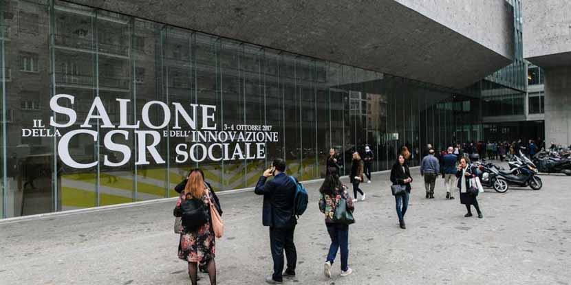 Il Salone CSR e Innovazione sociale in due minuti