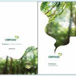 Cirfood, Bilancio di Sostenibilità 2017
