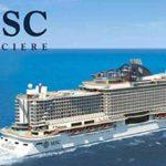 MSC Crociere dice addio alla plastica sulle sue navi