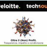 Oltre il (Non) Profit, evento Deloitte e TechSoup dedicato al Terzo Settore