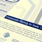 Filantropia d'impresa: presentata la 2^ edizione di Corporate Giving in Italy