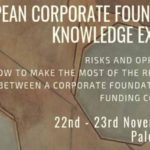 Fondazioni d'impresa, a Palermo il confronto di 80 fondazioni di 11 Paesi europei