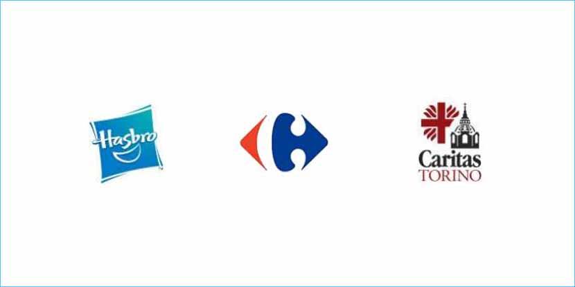 """Carrefour Italia, Caritas e Hasbro insieme per l'iniziativa """"Regala un giocattolo"""" a Natale"""