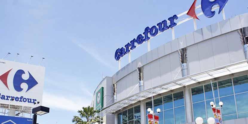 Carrefour: l'incusione arriva negli scaffali