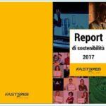 Fastweb, Report di Sostenibilità 2017