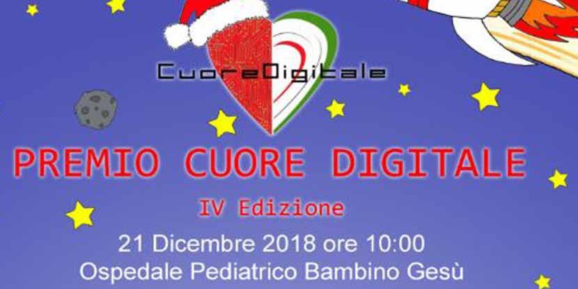 Ricoh Italia e Cuore Digitale all'Ospedale Bambino Gesù di Roma