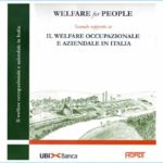 Welfare for People, 2° rapporto sul welfare aziendale presentato da UBI Banca e ADAPT