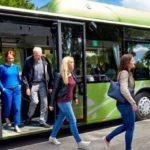 Bologna, dove il biometano fa viaggiare gli autobus