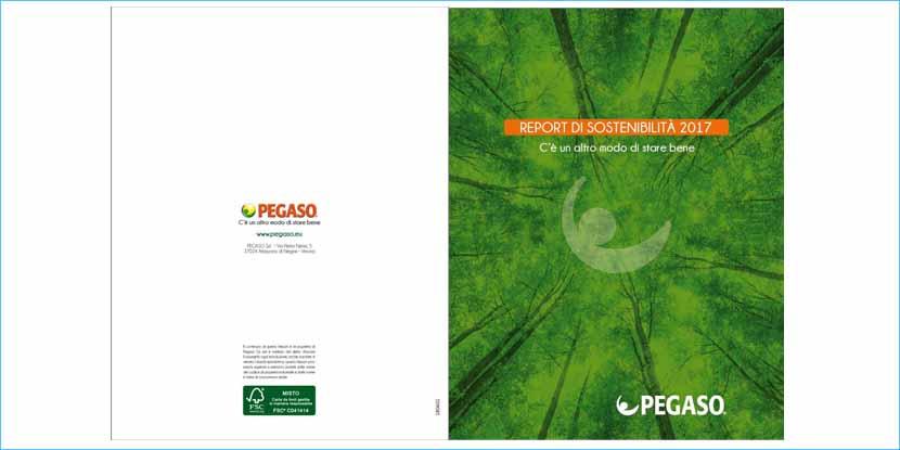 Pegaso presenta il quinto report di sostenibilità