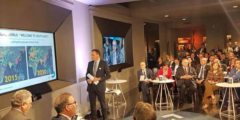 Saipem Open Talks: per condividere la visione  del futuro