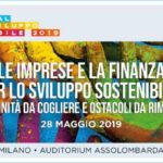 Le imprese e la finanza per lo sviluppo sostenibile
