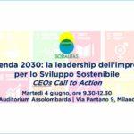 CEOs Call to Action: promossa da CSR Europe, con Fondazione Sodalitas