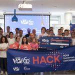 Gruppo Végé innova la shopping experience: i vincitori dell'hackathon