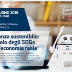 Unipol presenta il Bilancio Integrato 2018 con una tavola rotonda sulla Finanza Sostenibile