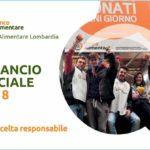 Una scelta responsabile: il Bilancio Sociale 2018 del Banco Alimentare