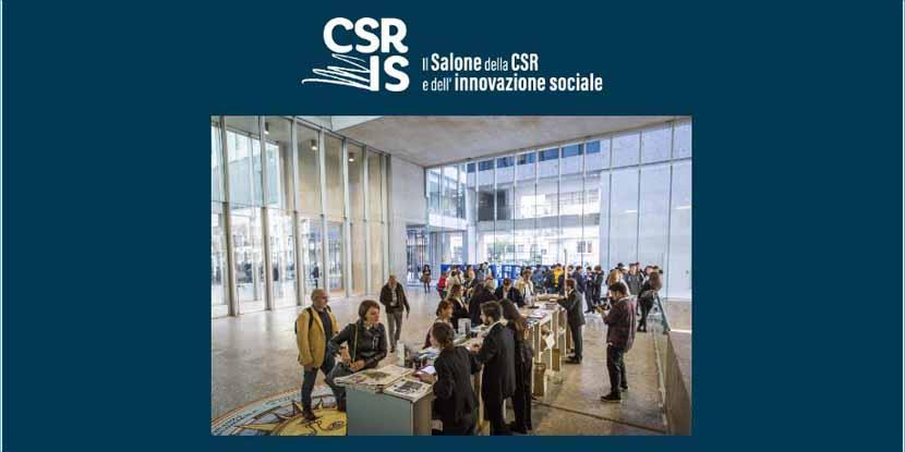 Aperte le iscrizioni alla 7° edizione del Salone della CSR