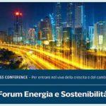 Forum Energia e Sostenibilità con Corriere della Sera e L'Economia