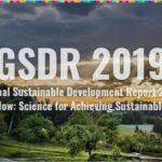 Gsdr 2019: cambiare drasticamente politiche di sviluppo, incentivi e azioni
