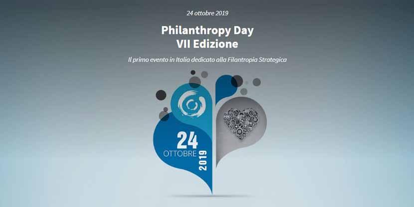 Philanthropy Day – VII Edizione – 24 ottobre