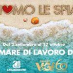 """Gruppo VéGé, porta sulle spiagge italiane il tour """"Ripuliamo le spiagge"""""""