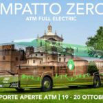 Porte Aperte 2019: ATM presenta la nuova flotta elettrica