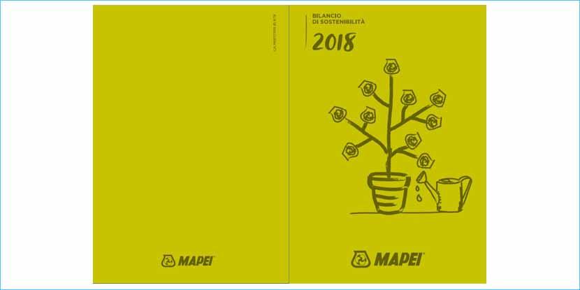 MAPEI pubblica il terzo Bilancio di Sostenibilità