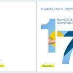 Il primo Bilancio Integrato del Gruppo Poste Italiane