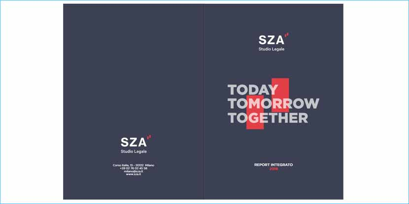 Today Tomorrow Together. SZA presenta il Report Integrato 2018