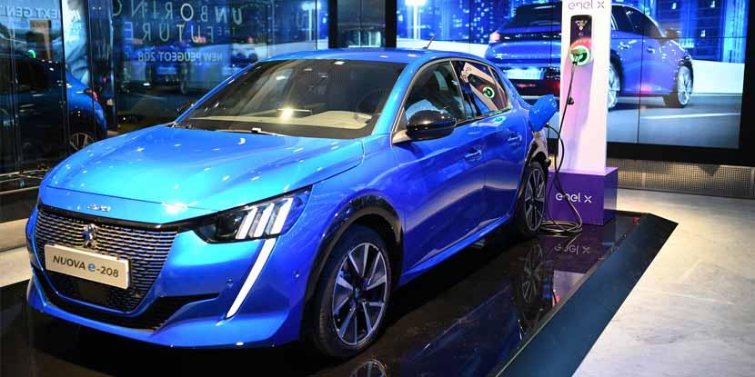 Mobilità elettrica: Peugeot ne discute con e-Mobility City Talk
