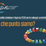 La Legge di Bilancio 2020 e lo sviluppo sostenibile - L'analisi di ASvis